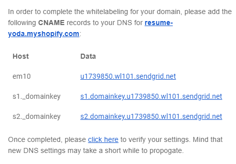 How to whitelabel my domain - Setting up DNS records